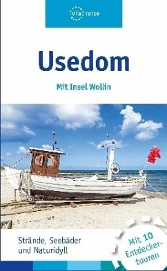 Usedom - Mit Insel Wollin - Knoller, Rasso