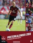 1. FC Nürnberg Posterkalender 2018