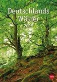 Deutschlands Wälder - Kalender 2018