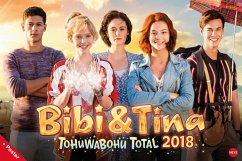 Bibi & Tina Broschur XL 2018