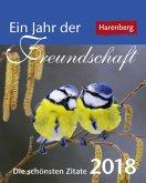 Ein Jahr der Freundschaft 2018 Mini-Geschenkkalender