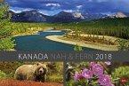 Kanada nah und fern Edition - Kalender 2018