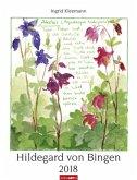 Hildegard von Bingen - Kalender 2018