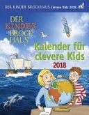 Der Kinder Brockhaus Kalender für clevere Kids 2018