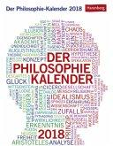Der Philosophie-Kalender 2018