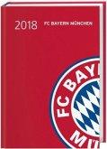 FC Bayern München 17-Monats-Kalenderbuch A6 2018
