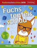 Fuchsteufelsschlau - Kalender 2018