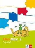 MiniMax. Forderheft 3. Schuljahr
