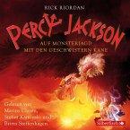 Percy Jackson - Auf Monsterjagd mit den Geschwistern Kane (MP3-Download)