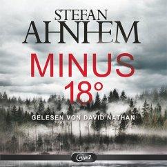 Minus 18 Grad / Fabian Risk Bd.3 (MP3-Download) - Ahnhem, Stefan