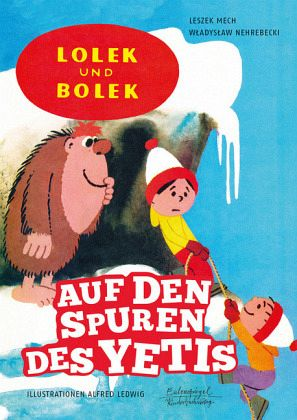 Buch-Reihe Lolek und Bolek
