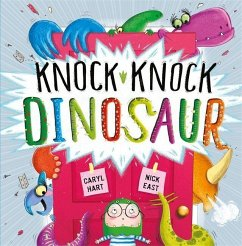 Knock Knock Dinosaur - Hart, Caryl