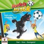 Teufelskicker - Labrador, noch ein Tor!, 1 Audio-CD