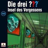 Insel des Vergessens / Die drei Fragezeichen - Hörbuch Bd.186 (1 Audio-CD)