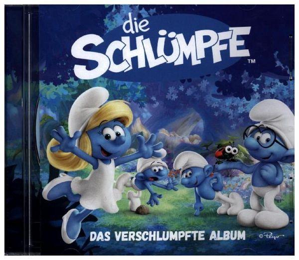 Die Schlümpfe - Das verschlumpfte Album, 1 Audio-CD
