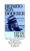 Frühe Prosa (eBook, ePUB)