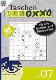 Binoxxo-Rätsel 07