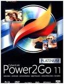 Power2Go 11 Platinum - Brennen, Sichern und Medien unterwegs genießen!