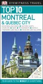Top 10 Montreal and Quebec City (eBook, PDF)