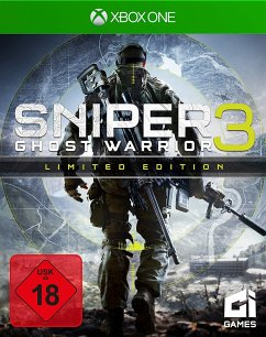 Sniper Ghost Warrior 3 Limited Edition (Xbox One)