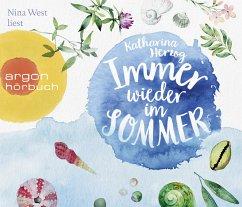 Immer wieder im Sommer / Farben des Sommers Bd.1 (5 Audio-CDs) - Herzog, Katharina
