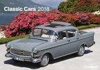 Classic Cars 2018 Wandkalender