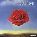 Dalí 2018 Broschürenkalender