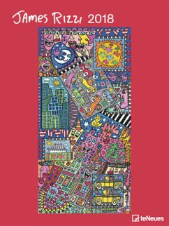 James Rizzi 2018 Posterkalender