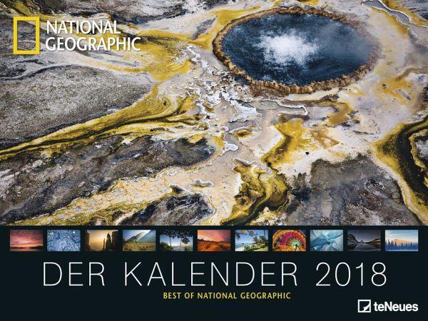 National Geographic - Der Kalender 2018