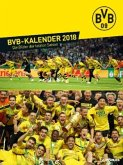 Borussia Dortmund Posterkalender 2018