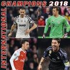 International Champions 2018 Broschürenkalender