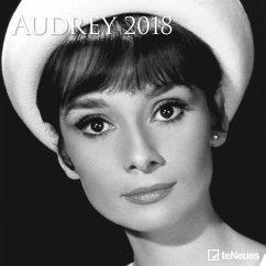 Audrey 30 x 30 Grid Calendar 2018