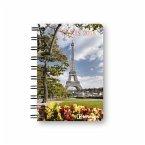Paris 2018 Taschenkalender Deluxe klein
