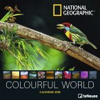 National Geographic Colourful World 2018