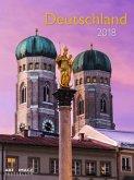 Deutschland 2018 Posterkalender