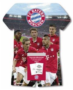 FC Bayern München Tagesabreißkalender 2018