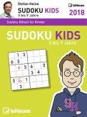 Sudoku Kids 2018 Tagesabreißkalender
