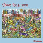 James Rizzi 2018 Broschürenkalender
