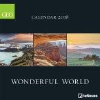 GEO Wonderful World 2018
