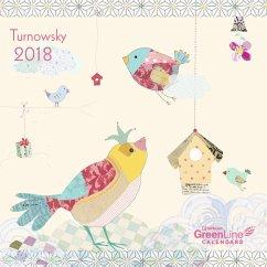 Turnowsky 2018 GreenLine Mini-Broschürenkalender