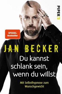 Du kannst schlank sein, wenn du willst (eBook, ePUB) - Becker, Jan