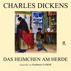Das Heimchen am Herde (MP3-Download) - Dickens, Charles