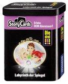 KOSMOS 688035 - Story Cards, Die drei !!! Labyrinth der Spiegel