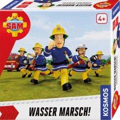 Feuerwehrmann Sam - Wasser Marsch! (Kinderspiel)