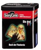 KOSMOS 688028 - Story Cards, Die drei ??? Buch der Finsternis