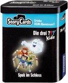 KOSMOS 688608 - Story Cards, Die drei ??? Kids Spuk im Schloss
