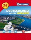 Michelin Straßenatlas Deutschland & Europa 2018/2019