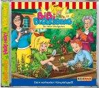 Bibi Blocksberg - Der neue Schulgarten, 1 Audio-CD