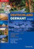 KUNTH Reiseatlas Deutschland / Germany 2018/2019
