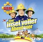 Feuerwehrmann Sam - Eine Insel voller Abenteuer, 1 Audio-CD